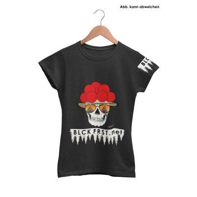 Blck Frst Morgenrot Bommelschädel Girly Shirt