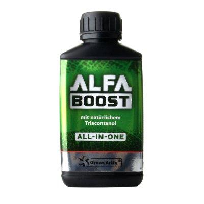 Alfa Boost 250 ml ALL-IN-ONE Pflanzen Booster mit...