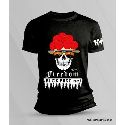 Blck Frst Freedom mit Ärmellogo, Shirt