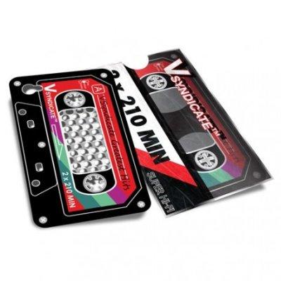 Grinder Card Kassette, 8,5 x 5 cm