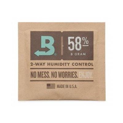 Boveda 8g Feuchtigkeitsregler 58%