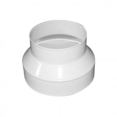 Aluminium Kanalreduzierer 160-125mm, Lüftungskanal
