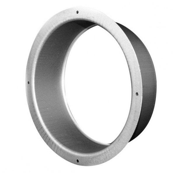 Metall Flansch 150mm, Lüftungskanal