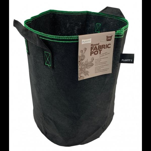 Fabric Pot 26L, Pflanzbehälter Ø 30cm von PLANT!T
