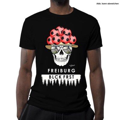 Blck Frst Fußballer Fußballhut Shirt