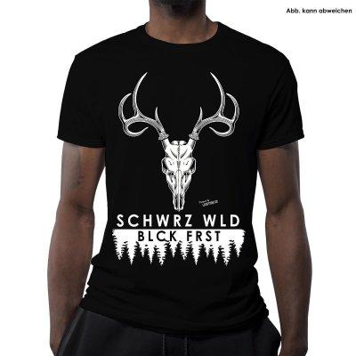 Blck Frst Schwrz Wld Shirt