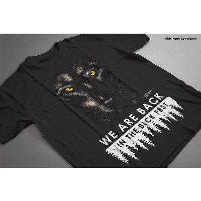 Blck Frst Wolf Shirt
