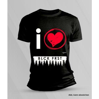 Blck Frst i Love, Shirt