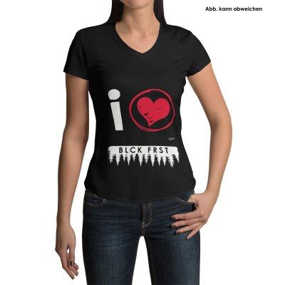 Blck Frst i Love Girly, Shirt