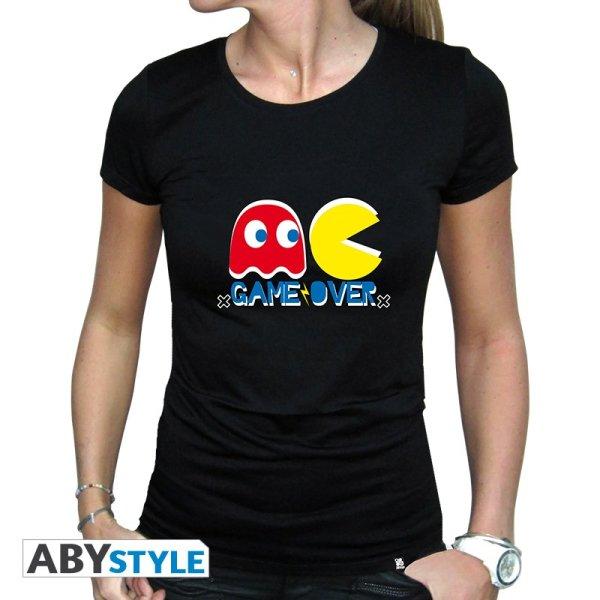 Pac Man Game Over Top Schwarz