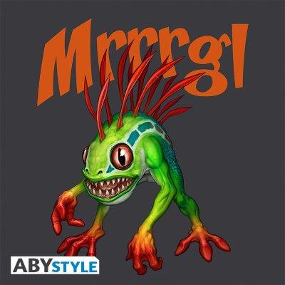 World of Warcraft Murloc T-shirt Dunkelgrau