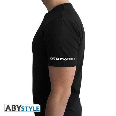 Overwatch Logo T-Shirt Schwarz