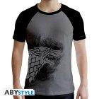 Game of Throne Stark T-Shirt Grau