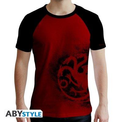 Game of Thrones Targaryen T-Shirt Rot