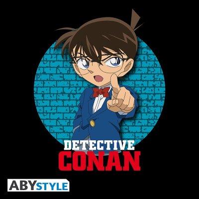 Detective Conan  T-Shirt Schwarz